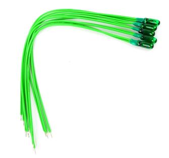 Green 12v Grain Of Wheat Bulbs (5)