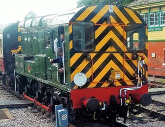 Class 09 D4106 BR Green (As Preserved)
