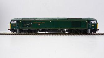Class 60 081 'Isambard Kingdom Brunel' GWR Brunswick Green