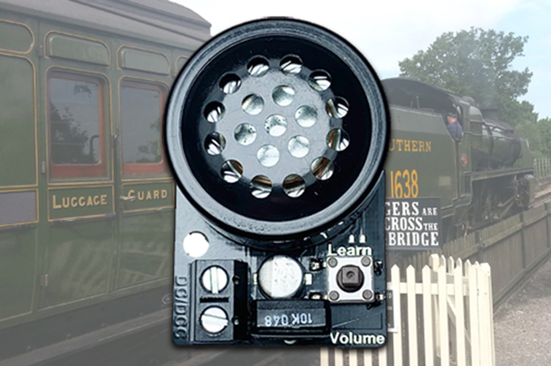 GM781 Station (Steam) Scenic Sounds Module