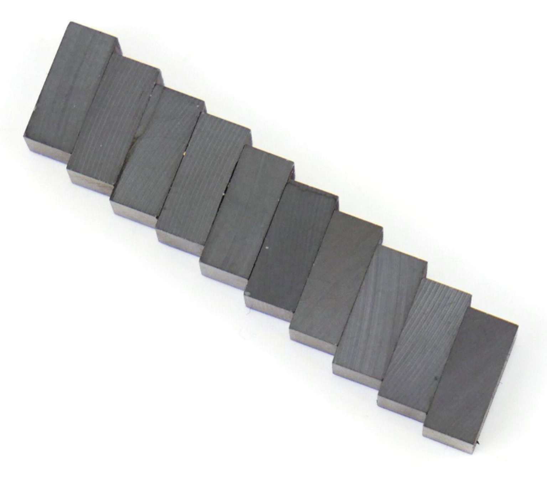 Large Magnets (9 X 5 X 4mm) 10pcs