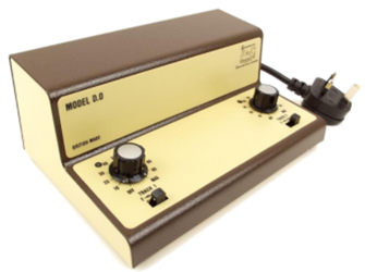 Twin Track O Scale Controller (Mains Powered 2.5a output)