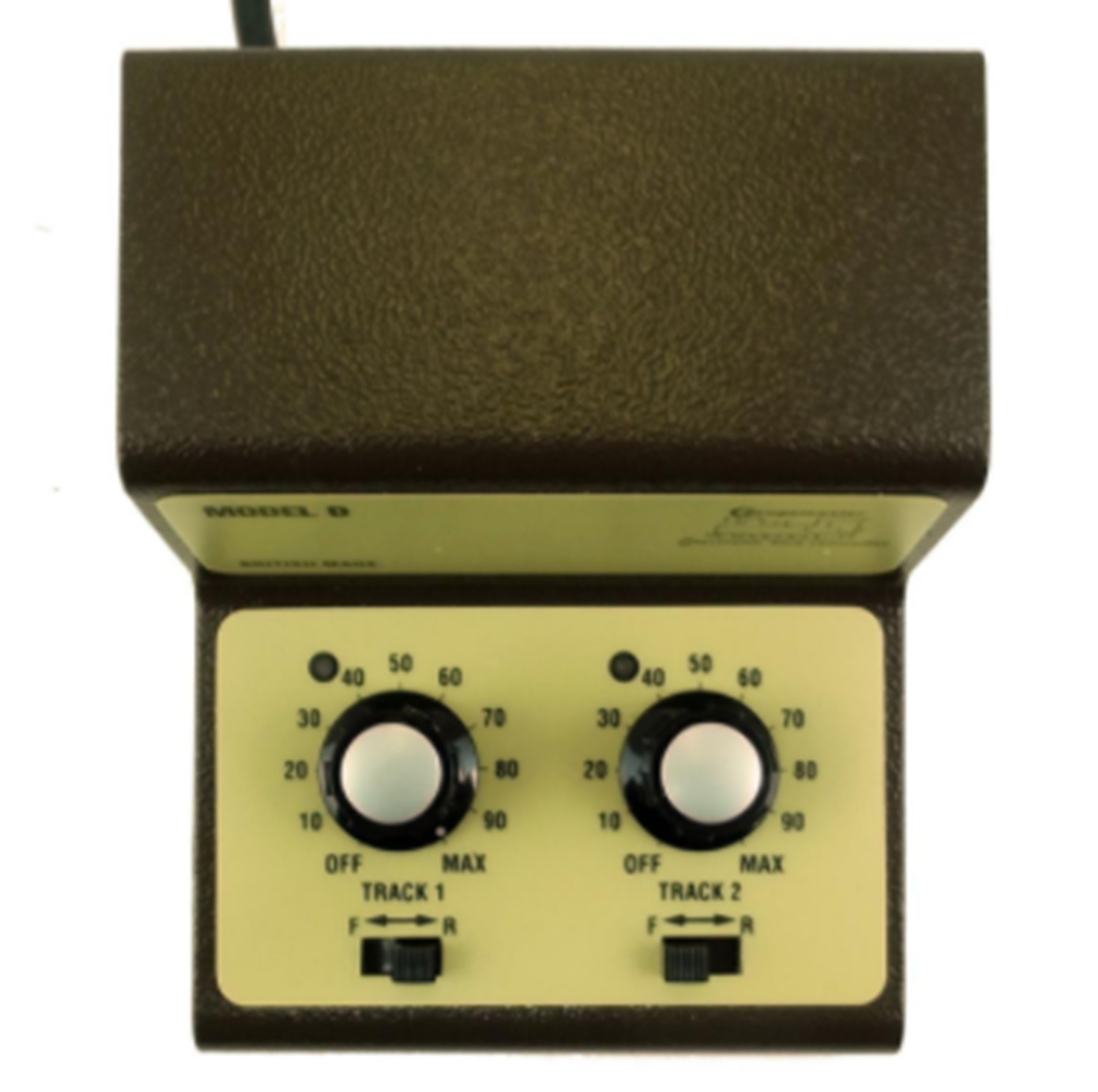 Twin Track Cased Controller Z