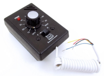 Single Track Hand Held Controller with Feedback