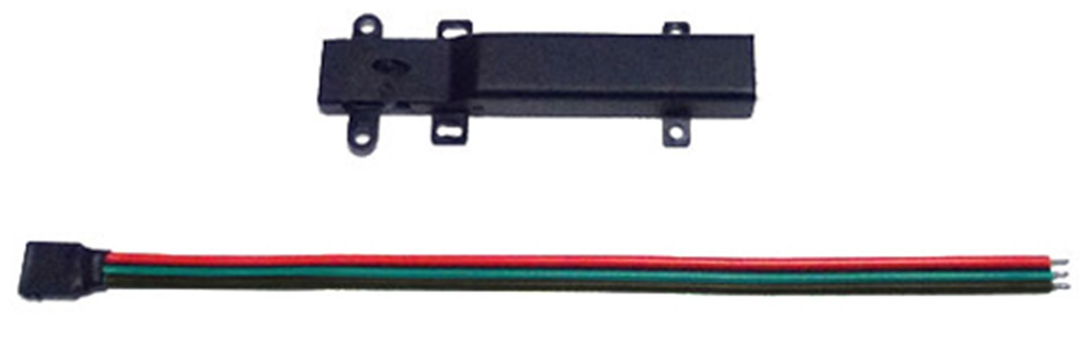 Surface Mounted Point Motor