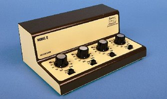 European Four Track Cased Controller