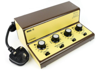 Three Track Cased Controller with Simulation on One Track