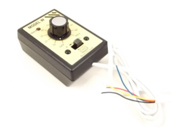 Single Track Walkabout Controller