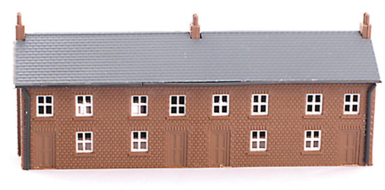 Four House Unit Kit