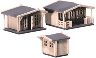 Summerhouses (3) Kit