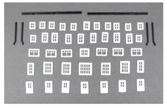 Windows Doors & Guttering Kit