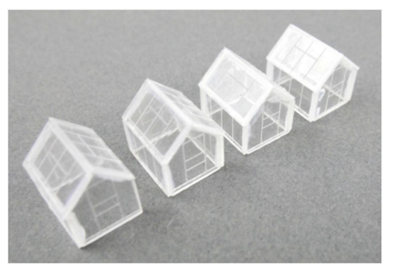 Greenhouses (4) Kit