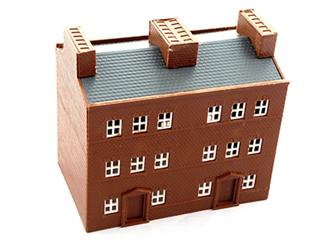 Three Storey Townhouse Kit