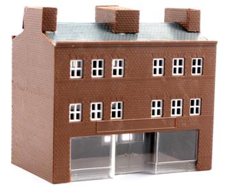 Three Storey Town Shop Kit