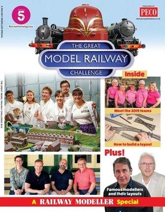 GMRC1 The Great Model Railway Challenge
