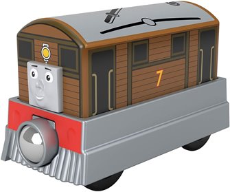 Thomas & Friends Wood Toby the Tram