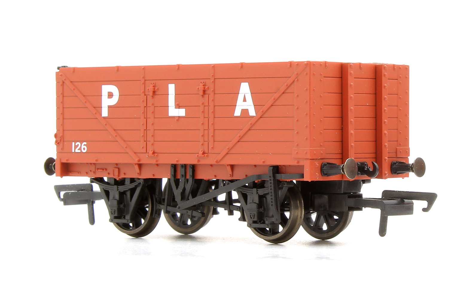 Golden Valley GV6015 3 pack PLA 7 plank open mineral wagon
