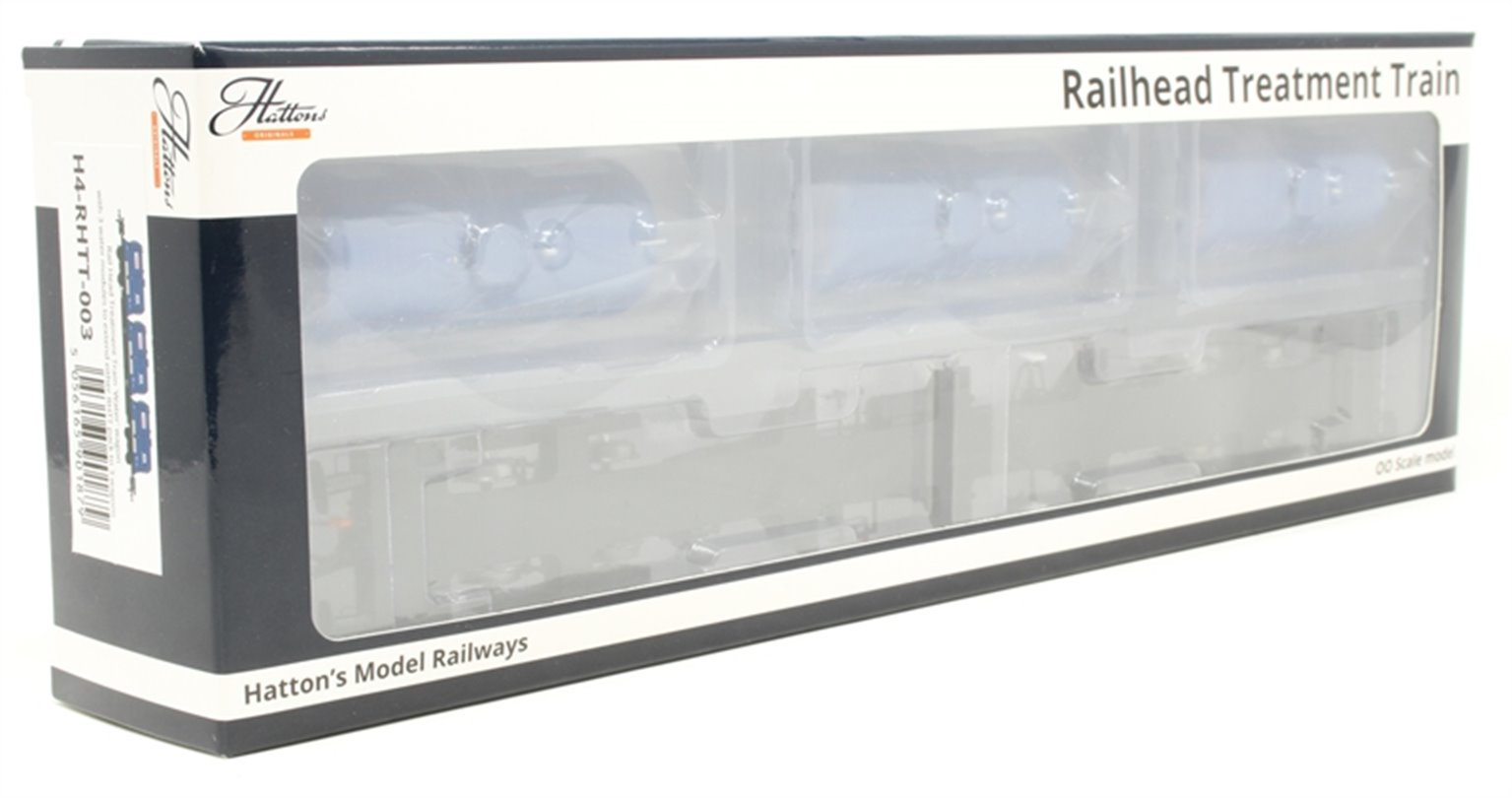 Rail Head Treatment Train 'Water' wagon with 3 water modules to extend either RHTT pack to 3 wagons