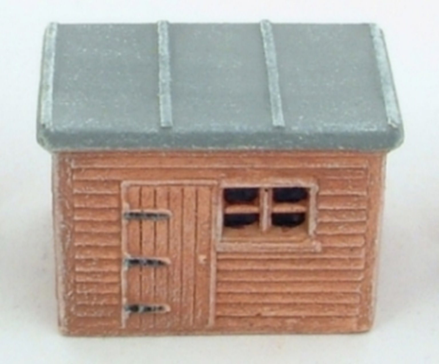 Small Garden Shed - Sloping Roof