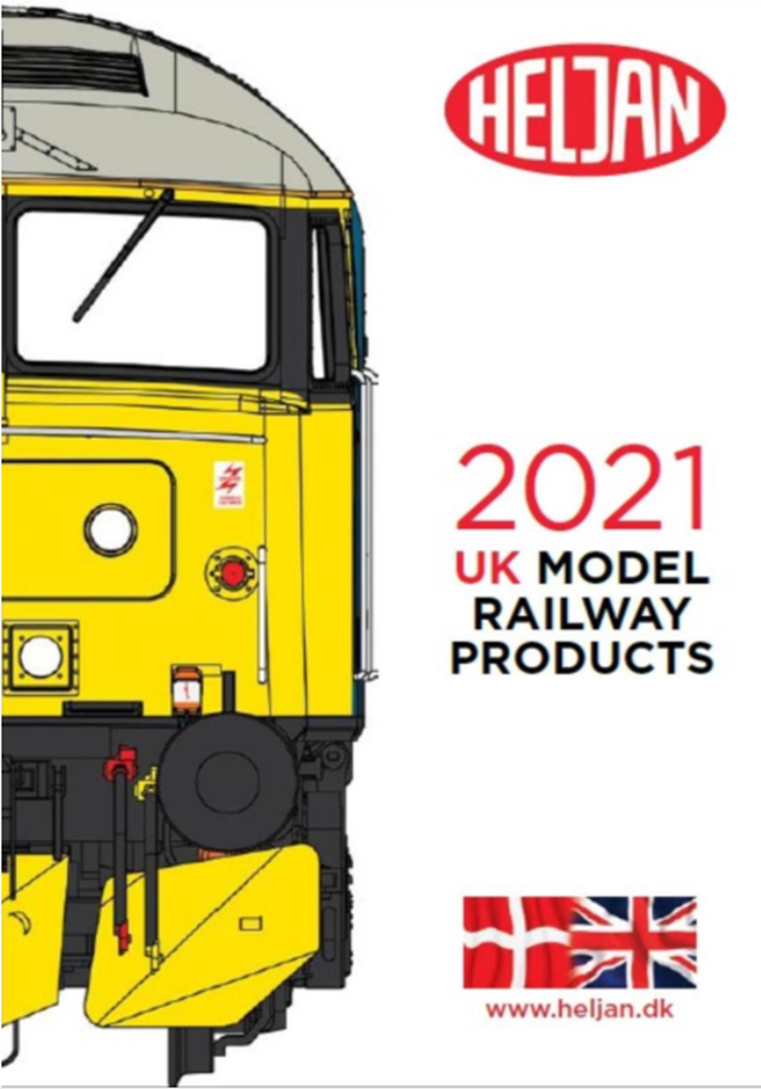 Heljan Catalogue 2021