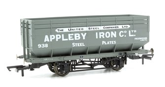 LMS Dia 1729 20 Ton Coke Wagon 'Appleby Iron Co.' 938