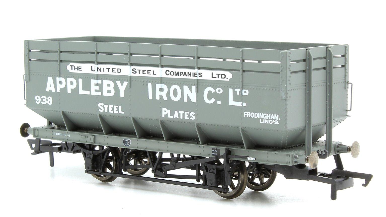 LMS Dia 1729 20 Ton Coke Wagon 'Appleby Iron Co.' 938
