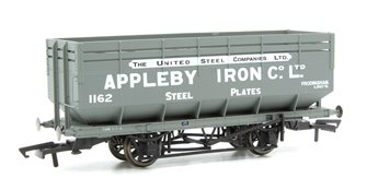 LMS Dia 1729 20 Ton Coke Wagon 'Appleby Iron Co.' 1162