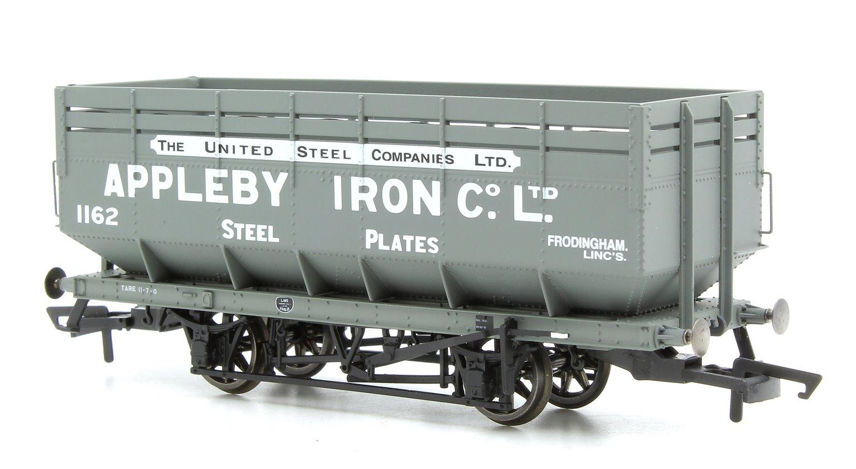 LMS Dia 1729 20 Ton Coke Wagon 'Appleby Iron Co.' 1162