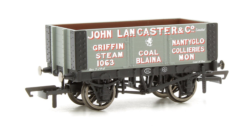 6 Plank Wagon, John Lancaster