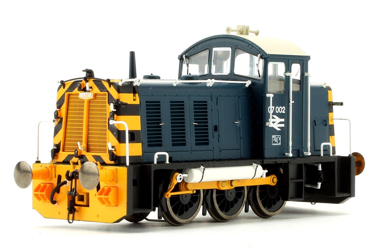 Class 07 002 BR Blue Diesel Shunter