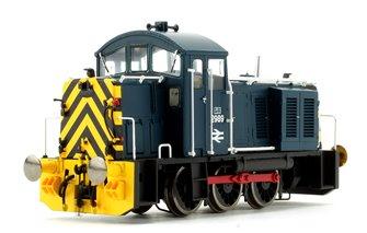 Class 07 -2989 BR Blue Diesel Shunter