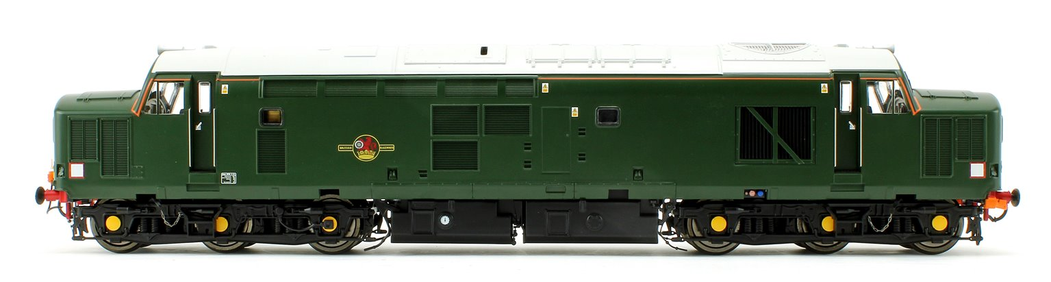 Class 37/4 BR Green Un-numbered Diesel Locomotive