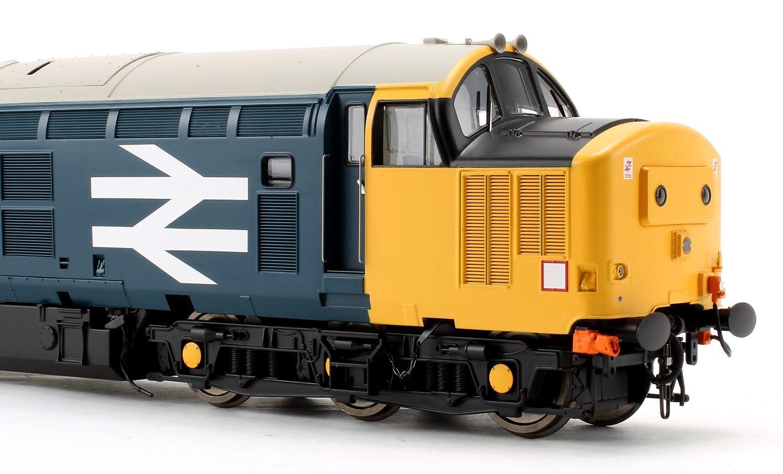 Class 37/4 BR Blue Large Logo Diesel Locomotive (Unnumbered)