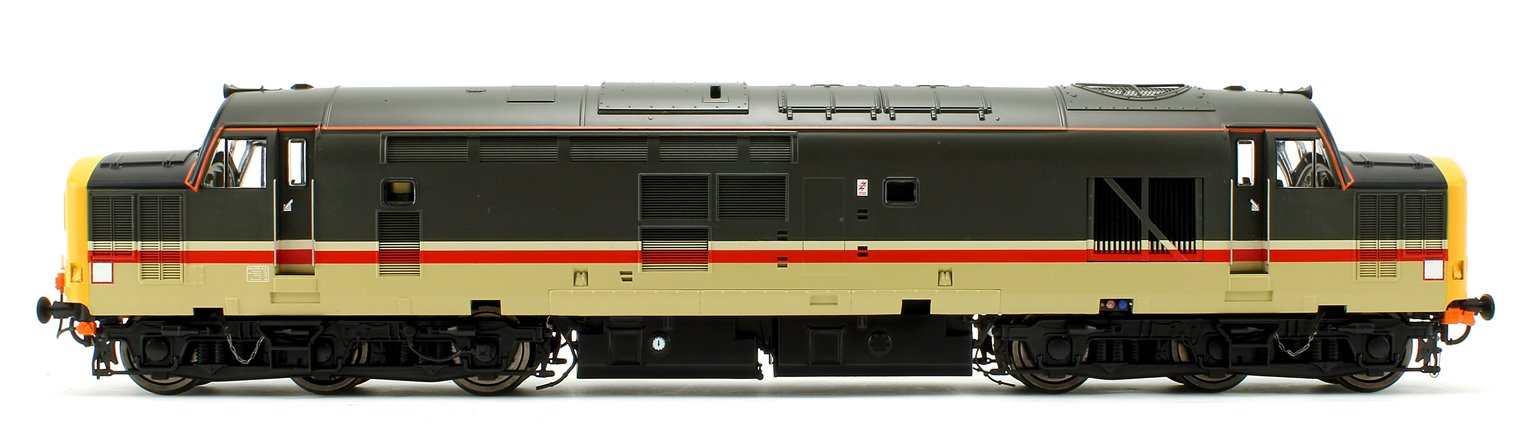 Class 37/4 Intercity Mainline Livery Diesel Locomotive (Unnumbered)