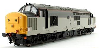 Class 37/4 Railfreight Triple Grey Diesel Locomotive (Unnumbered)