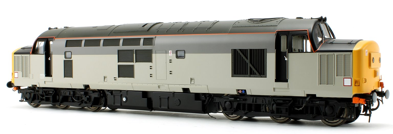 Class 37/4 Railfreight Triple Grey Diesel Locomotive (Unnumbered)