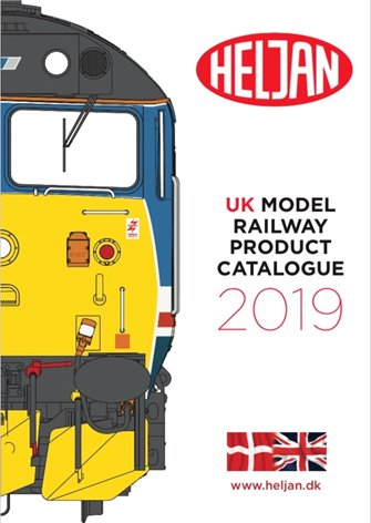 Heljan 2019 Catalogue