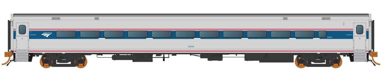 HO Scale Horizon Coach: Amtrak Phase VI #54539