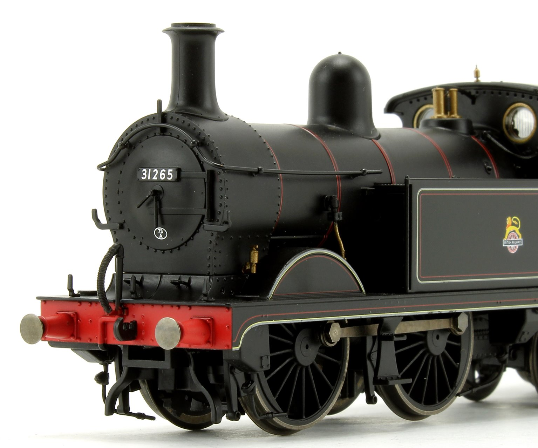 BR Black (Early) Wainwright H Class 0-4-4 Tank Locomotive No.31265