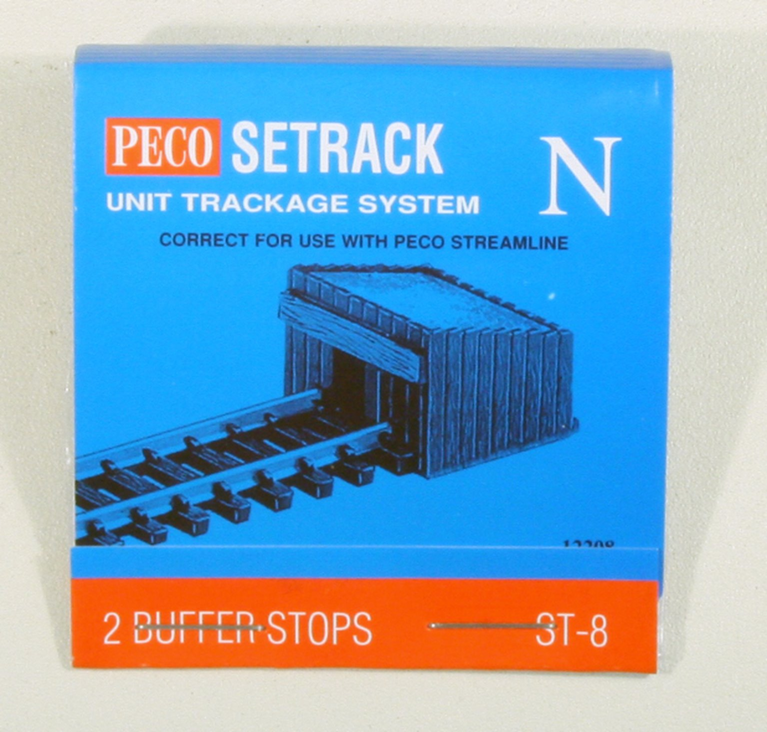 ST8 Setrack Buffer Stop