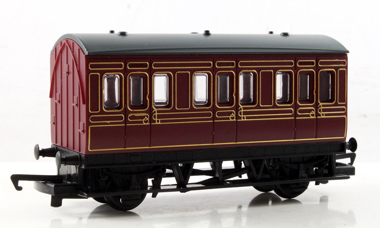 RailRoad LMS 4 Wheel Coach
