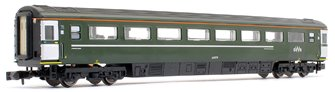 MK3 GWR Green 2nd Class HST Coach No.42579