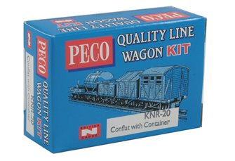 Single Plank Conflat Wagon Kit