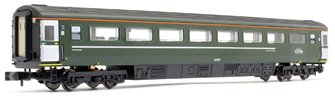 MK3 GWR Green 2nd Class HST Coach No.42300