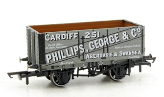 7 Plank Mineral Wagon - George & Co 251