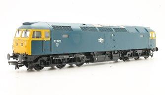 Class 47 001 BR Blue Diesel Locomotive (DCC Sound)