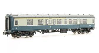 BR Mk1 CK Composite Corridor Blue & Grey