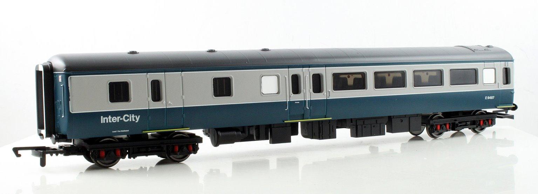 BR Intercity Mk2D Open Second Brake #E9487