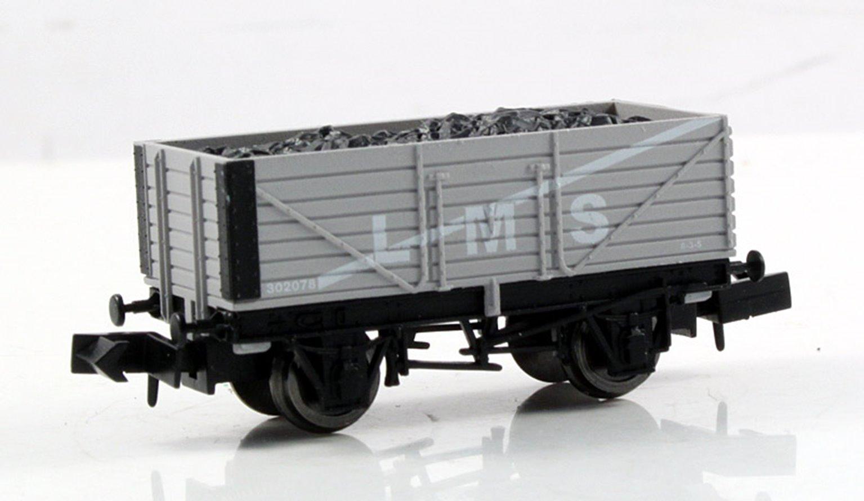 Dapol 2F-071-003 LMS 7 Plank Wagon
