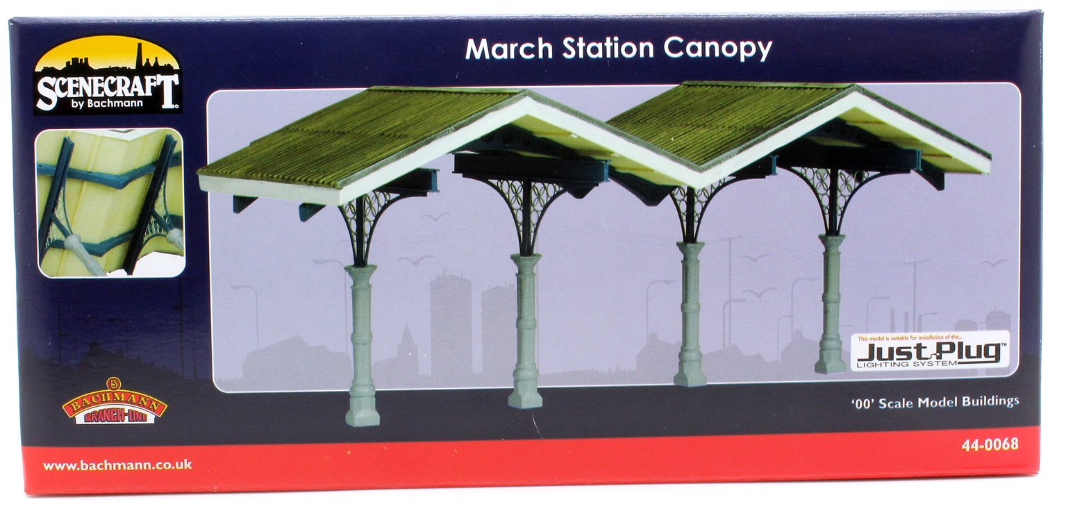 March Station Canopy